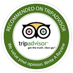 Read our Guest Reviews from TripAdvisor!